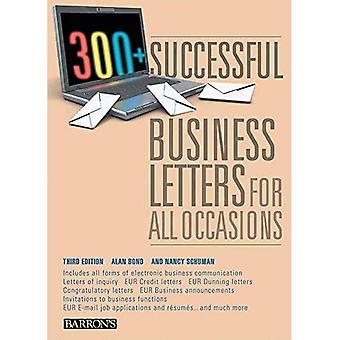 300 + succesvolle zakelijke brieven voor alle gelegenheden
