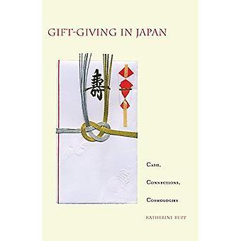 Gaver i Japan: kontanter, forbindelser, kosmologier