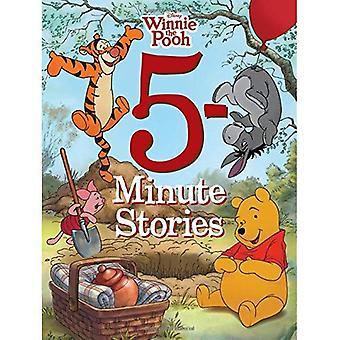 5 minuters Nalle den Puh berättelser