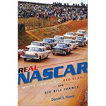 Real NASCAR: White Lightning, arcilla roja y Big Bill France