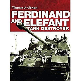 Ferdinand and Elefant Tank Destroyer (General Military)