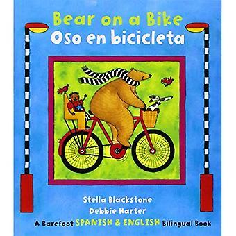 Bear on a Bike/Oso En Bicicleta (English/Spanish Bilniugual Bk)