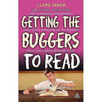 Krijgen de Buggers te lezen