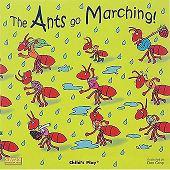 The Ants Go Marching (Classic Books with Holes) (Classic Books with Holes)