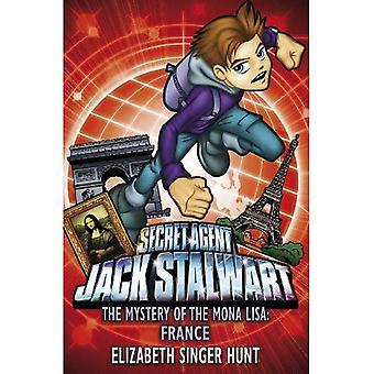Jack Stalwart: The Mystery of the Mona Lisa (Jack Stalwart)