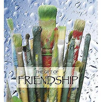 Das Geschenk der Freundschaft (Anführungszeichen) (Geschenk Buch)