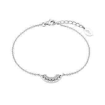 a902739c9df0 las señoras Oliver joya brazalete plata Circonita 2024317