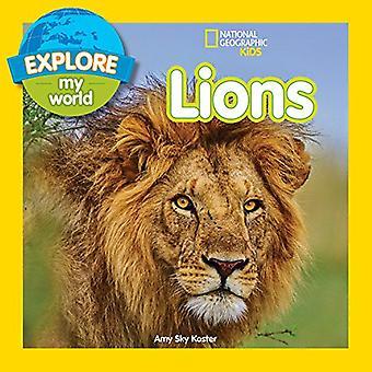 Explore My World: Lions (Explore My World) (Explore� My World)