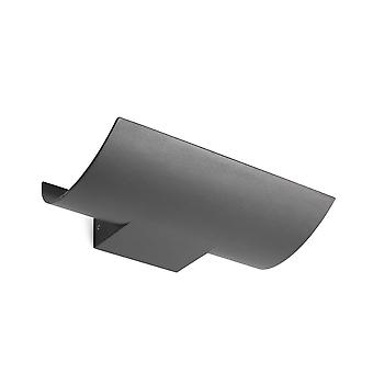 Faro - Kala Dark Grey Outdoor LED Wall Light FARO70583