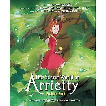 Arrietty - bilderbok