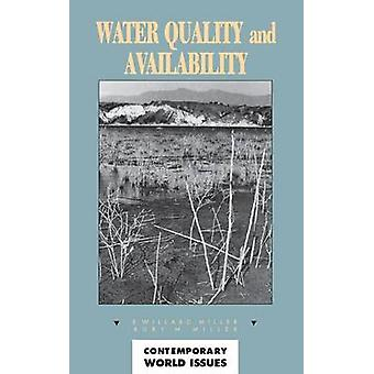 Water Quality and Availability A Reference Handbook by Miller & E.