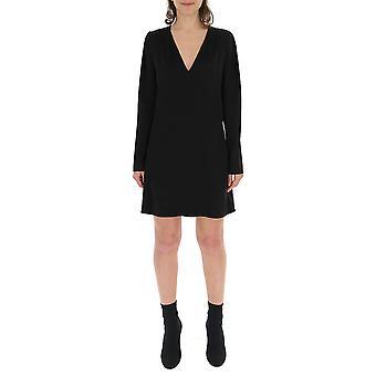 Givenchy schwarzes Polyester Kleid