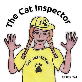 The Cat Inspector by Fryd & Katy