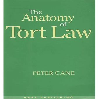 The Anatomy of Tort Law by Cane & Peter