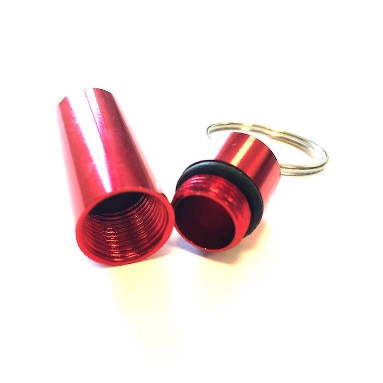 Hidden storage in plain items - cylinder