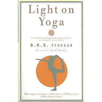 Light on Yoga (Revised edition) by B. K. S. Iyengar - 9780805210316 B