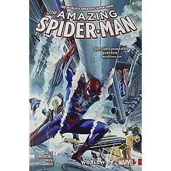 Amazing Spider-Man - Worldwide Vol. 4 - Volume 4 by Dan Slott - Giusepp