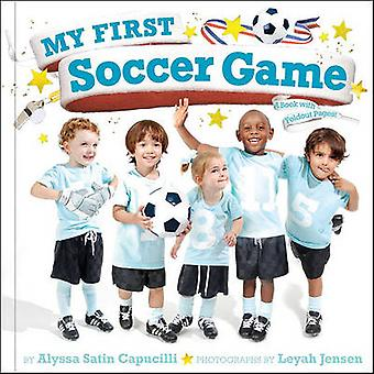 My First Soccer Game - A Book with Foldout Pages by Alyssa Satin Capuc
