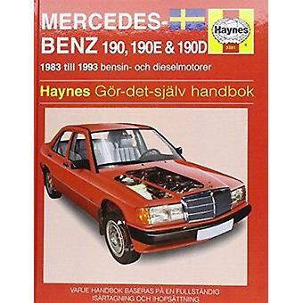 Mercedes-Benz 190 - 190e & 190d (83 - 93) - 9781859603918 Book