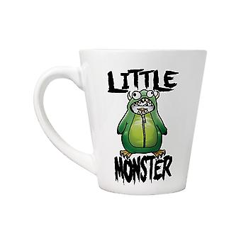 Psycho Penguin Little Monster Latte Mug