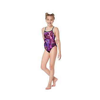 Maru Narla Pacer Fly Back Swimwear For Girls