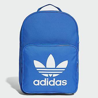 Adidas Originals Classic Trefoil Backpack- BK6722 - Blue