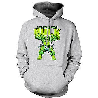 Kids Hoodie -  Incredible Hulk - Comic Hero