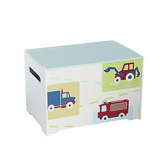 Jungen Fahrzeuge Spielzeug-Box