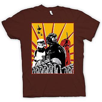 Kinder T-shirt - Star Wars - Darth Vader & Sturm Tropper
