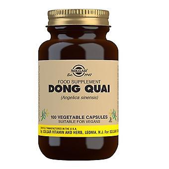 Solgar Dong Quai 520mg Vegicaps 100 (3862)