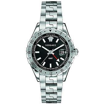 Versace reloj Gmt Hellenyium V11020015