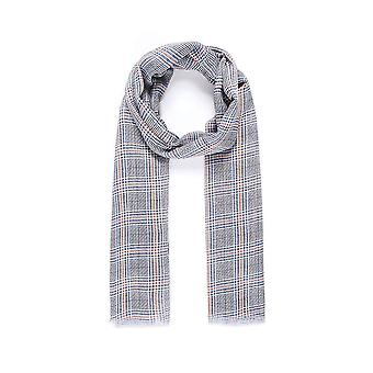 Intrigue Womens/Ladies Check Print Scarf