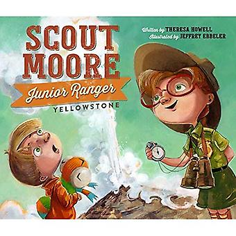 Scout Moore, Junior Ranger:� Yellowstone
