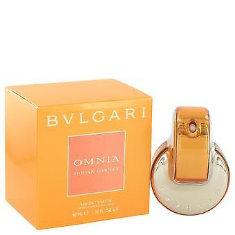 Omnia Indiase Garnet Eau de toilette spray door Bvlgari 41 ml