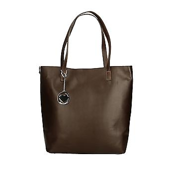 Leather shoulder bag Made in Italy P9006