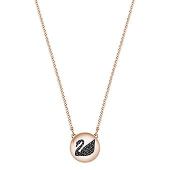 Swarovski Gold Plated Pendant Necklace - 5459059