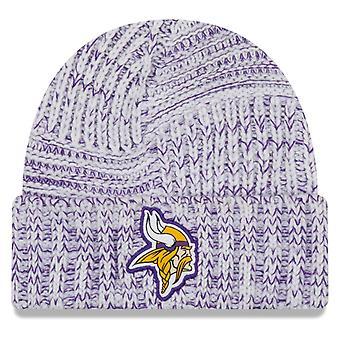 New Era Sideline naisten neulottu hattu-Minnesota Vikings