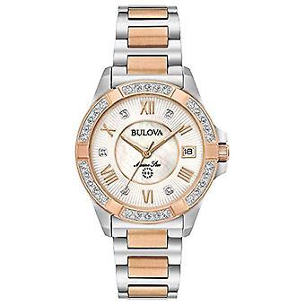 Bulova Clock Woman Ref. 98R234_US