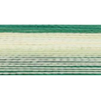 Rayon Super Strength Thread Variegated Colors 700 Yards 3Cc Green 300V 2353