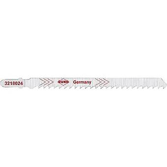 Jigsaw blades RUKO 3228024 Hardwood, soft wood, plywood and fibre boards up to 70 mm