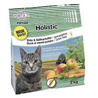 Porta21 Holistic Duck & Sweet Potato Grain Free (Cats , Cat Food , Dry Food)
