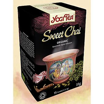 Yogi Tea Chai Te Sweet 17 Infusion Bags (Dietetics and nutrition , Herbalist's , Teas)
