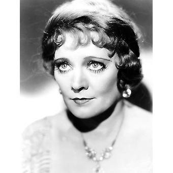 Silence Marjorie Rambeau 1931 Photo Print