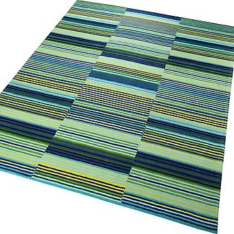 Colorpop Rugs 2839 06 In Blue And Green By Esprit
