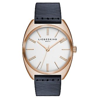 LIEBESKIND BERLIN Unisex Watch wristwatch leather LT-0022-LQ
