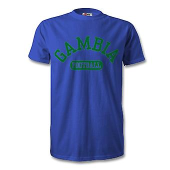 Gambia voetbal T-Shirt