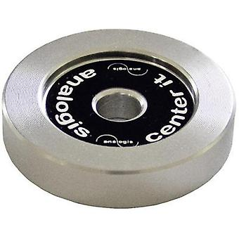 Record puck Analogis Center it
