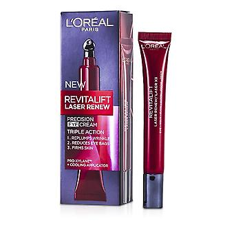 L'Oreal New Revitalift Laser Precision Eyes Cream 15ml/0.5oz