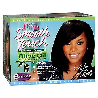 Luster's Products Smoth Touch Relaxer Kit Super