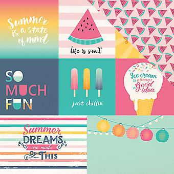 Summer Dreams Double-Sided Cardstock 12